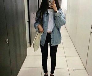 girl, style, and grunge image