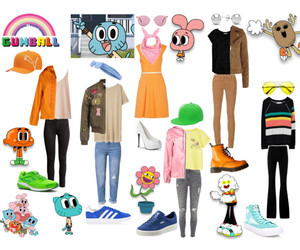 cartoon network, fashion, and outfits image