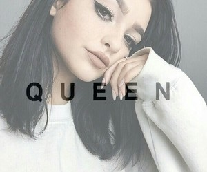 beauty, girl, and Queen image