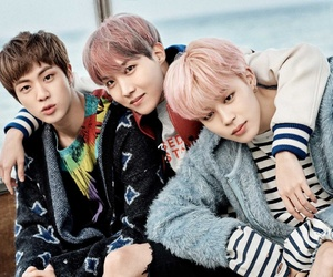 jin, bts, and j-hope image