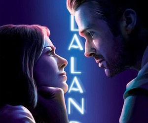 movie, wallpaper, and la la land image