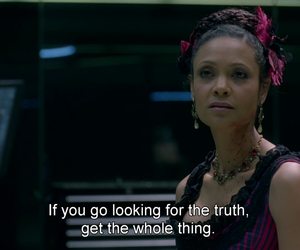 quotes, westworld, and westworld quotes image