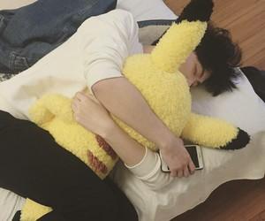 boy, pikachu, and ulzzang image