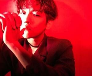 exo, baekhyun, and sexy image