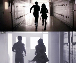 scott mccall and malia tate image
