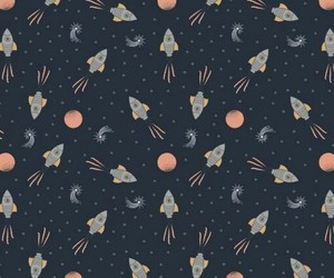space, pattern, and planet image