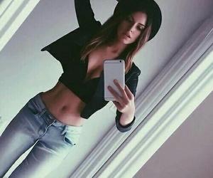 body, girl, and fashion image