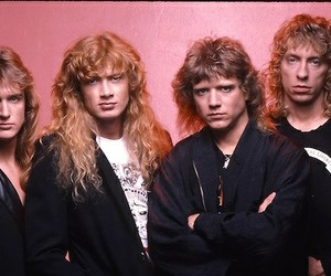 1986, megadeth, and 80s image