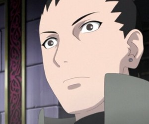 anime, naruto, and shikamaru image