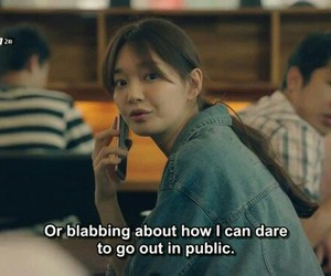 shin min ah, tomorrow with you, and Korean Drama image