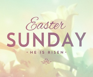 easter, happy easter, and season image