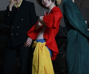 asians, boy, and cosplay image