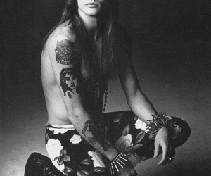 axl rose, Guns N Roses, and sexy image