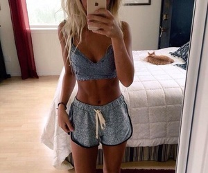goals, body, and fitness image
