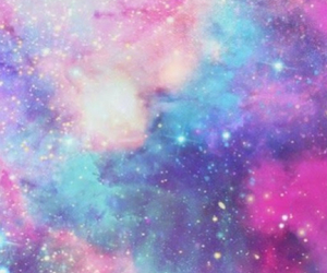 galaxy, wallpaper, and colors image