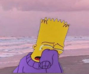 background, beach, and cry baby image