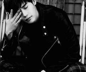 korean, actor, and jongsuk image