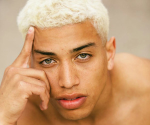 boy, guy, and freckles image