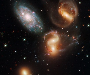 galaxy and stars image