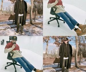 boyfriend, fashion, and bts image