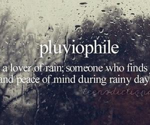 definition, rain, and rainy days image