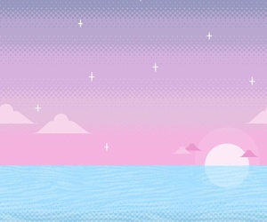 pastel, pixel, and wallpaper image