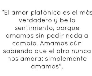 love, platonic, and frases image