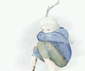 baton, jack frost, and elsa image