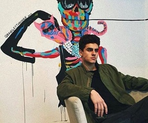 jack gilinsky, art, and boys image