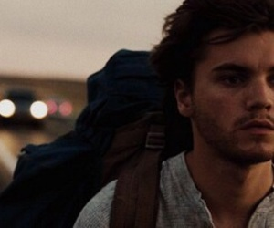 into the wild, film, and emile hirsch image
