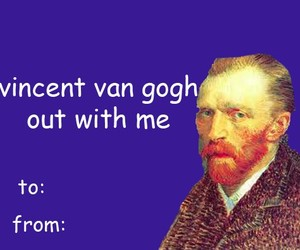 funny, valentine, and lol image