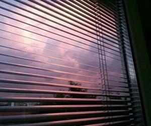 sky, pink, and grunge image