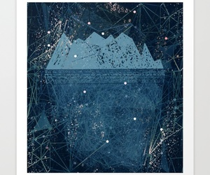 geometry, iceberg, and space image