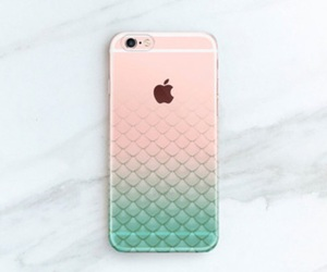 blue, pink, and rose gold image
