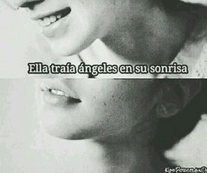 frases, black and white, and Chica image