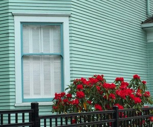 exteriors, mint mint green, and mint house image