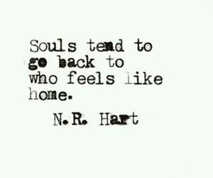 quotes, home, and soul image