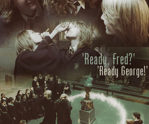 harry potter and weasley image