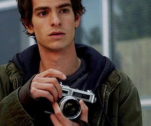 andrew garfield, peter parker, and spiderman image