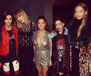 Taylor Swift and ruby rose image