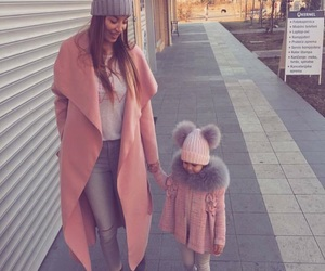 fashion, pink, and baby image