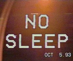 sleep, grunge, and no sleep image