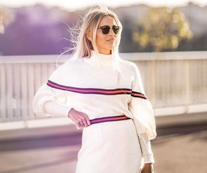 sweater, janni deler, and fashion image