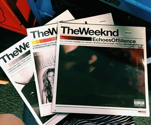 xo, the weeknd, and abel image