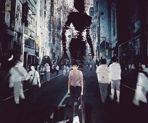 ajin, anime, and demi human image