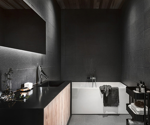 architecture, kitchen, and rustic image
