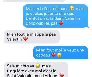 saint valentin, mon bebe, and sms love image