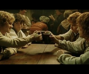 frodo, merry, and LOTR image