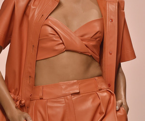 runway, fashion, and model image