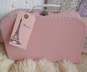 pink, paris, and girly image